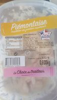 Piémontaise tradition au jambon supérieur - Produit - fr