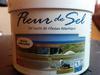 Fleur de sel - sel marin de l'ocean atlantique - Produit