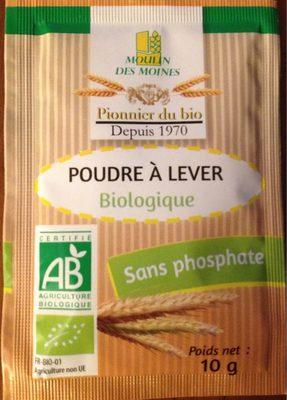 Poudre à lever bio - Product