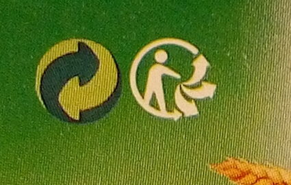 Bretzels d'épeautre à l'huile d'olive - Istruzioni per il riciclaggio e/o informazioni sull'imballaggio - fr
