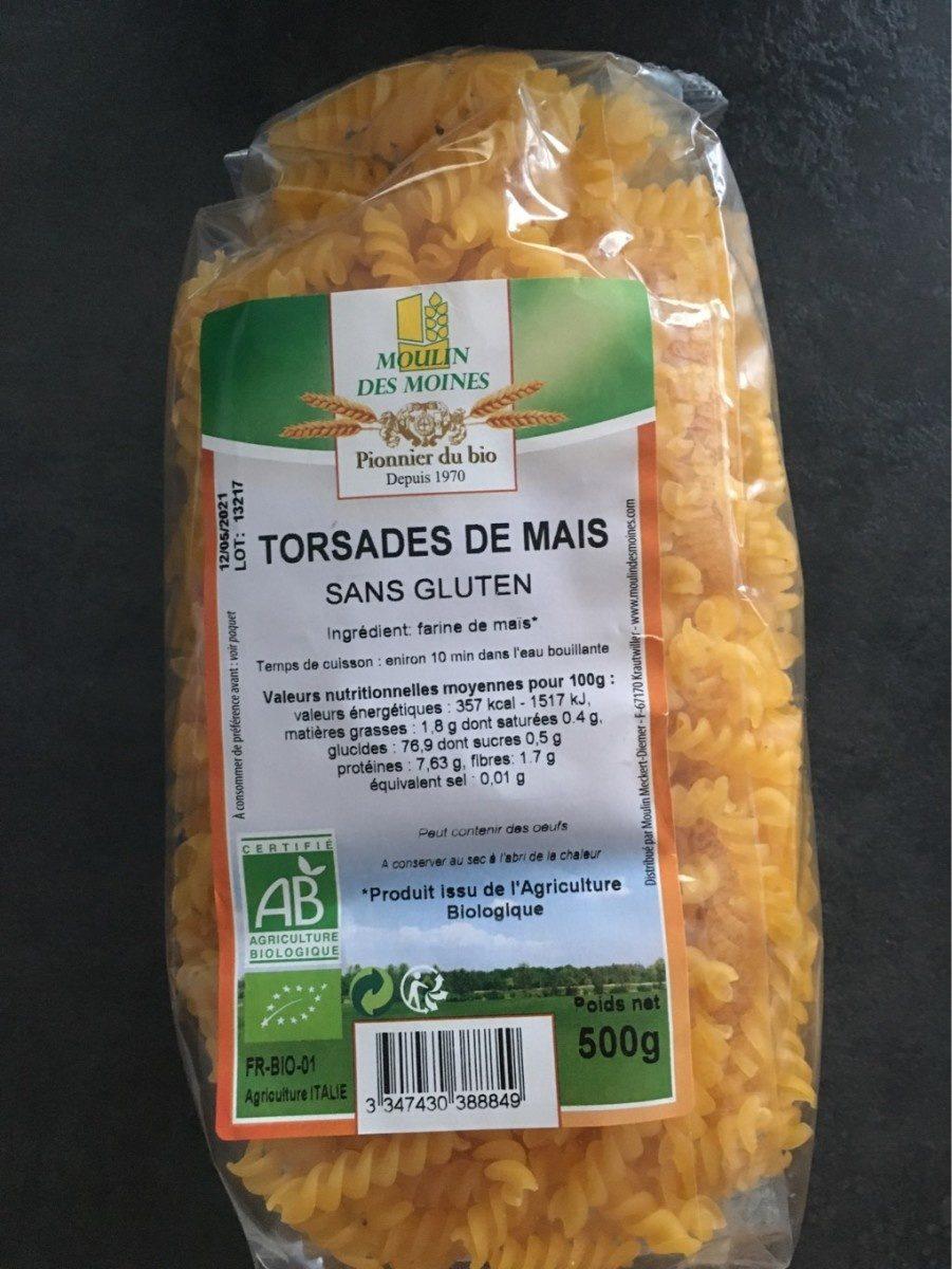 Torsades de Maïs - Product - fr