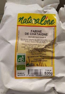 Farine de châtaigne - Produit