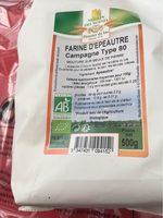Farine d'epautre - Product