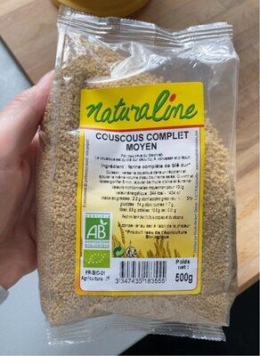 Couscous Complet - Informations nutritionnelles - fr