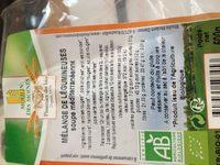 Mélange de légumineuses - Ingredients - fr