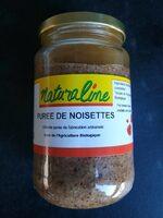 Purée de noisettes - Product - fr