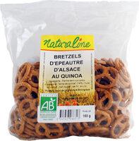 Bretzel epeautre quinoa - Prodotto - fr