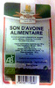 Son d'avoine alimentaire - Product