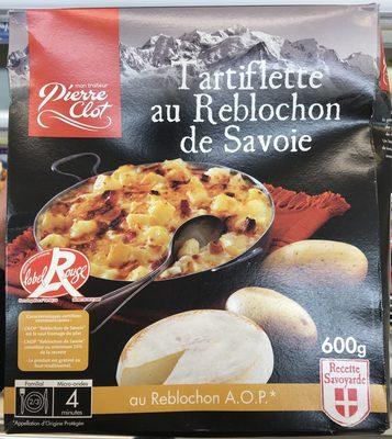 Tartiflette de Savoie au reblochon AOP - Product - fr