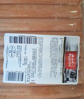 Saucisses volaille - Product - fr