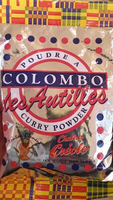 Poudre à Colombo des Antilles - Product - fr
