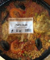 Paëlla royale - Produit - fr