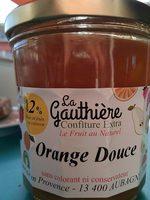 Confiture Orange douce - Product - fr