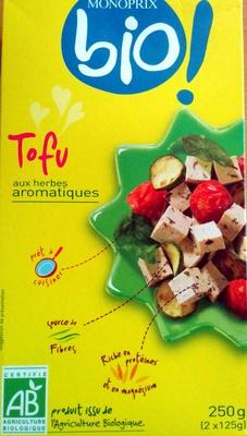 Tofu Bio aux herbes aromatiques - Produit - fr