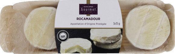 Rocamadour, fromage de chèvre au lait cru, AOC - Produit - fr