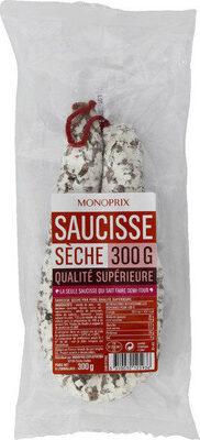 Monoprix saucisse sèche - Product - fr