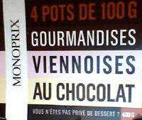 Gourmandises Viennoises au Chocolat - 产品 - fr