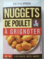 Nuggets de Poulet à grignoter - Produit - fr
