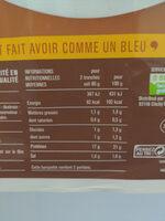 Blanc de Poulet, Doré au Four (4 tranches) - Valori nutrizionali - fr