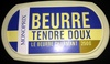 Beurre tendre doux - Produit