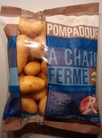 Pompadour pommes de terre à chair ferme - Produit