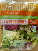 Chicorade Scarole, Frisée, Chicorée Rouge - Product