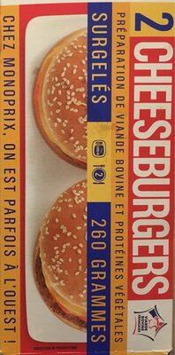 Cheesburger - Produit - fr
