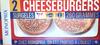 Cheeseburgers surgelés - Product