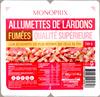 Allumettes de Lardons Fumées - Produit