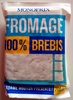 Fromage 100% brebis - Product