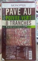 Pavés au poivre vert - Product - fr