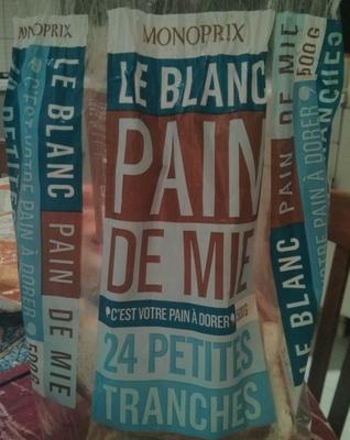 Pain de Mie - Le Blanc - Product