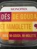 Dés de gouda et mimolette - Product