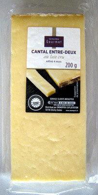 Cantal Entre-Deux AOP au lait cru (30 % MG) - Produit - fr