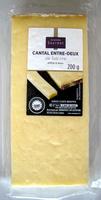 Cantal Entre-Deux AOP au lait cru (30 % MG) - Product