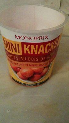 Mini knacks - Saucisses de Strasbourg - Produit - fr