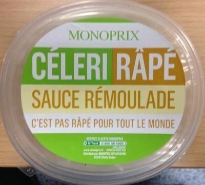 Céleri Râpé Sauce Rémoulade - Product - fr