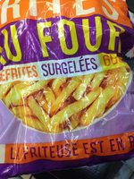 Pommes frites au four - Product - fr