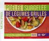 Poêlée de légumes grillés, surgelés - Produit