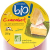 Camembert au lait pasteurisé (21 % MG)  - Product