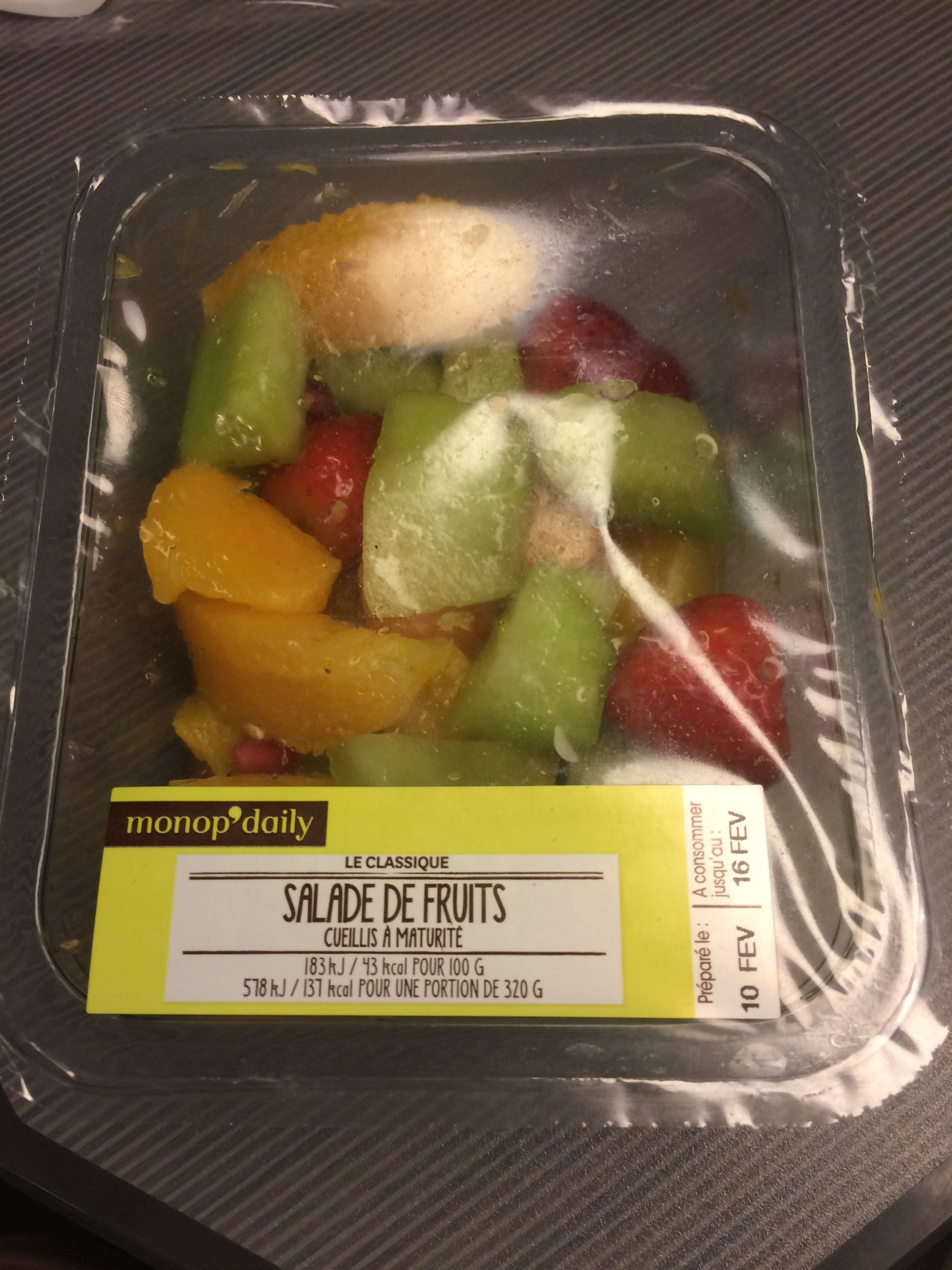 Salade de fruits - Product - fr