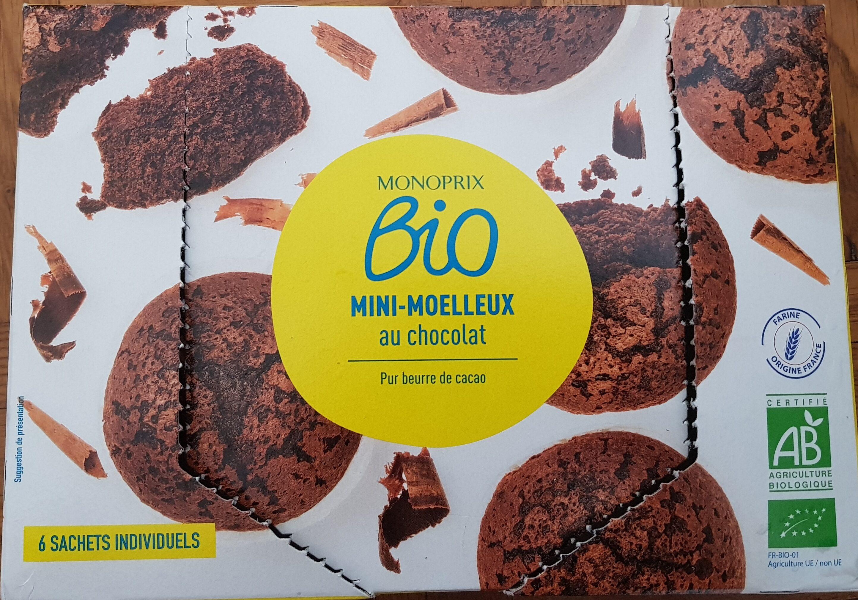 MINI-MOELLEUX au chocolat - Pur beurre de cacao - Produit - fr