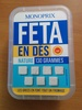 Feta AOP (24% MG) Nature en dés - 130 g - Monoprix - Product