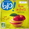 Purèe de fruits Pomme - Product