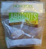 Abricots dénoyautés moelleux -