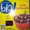 Saumon lentilles vertes bio - Product