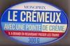 Le Crémeux (30 % MG) - Produit