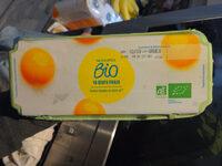 œufs frais - Produit - fr