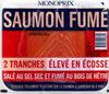 Saumon fumé - Produit
