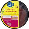 Carpaccio de viande bovine - Prodotto